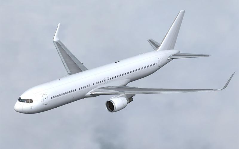 Boeing 767-300 Paintkit - Heavy Metal - X-Pilot