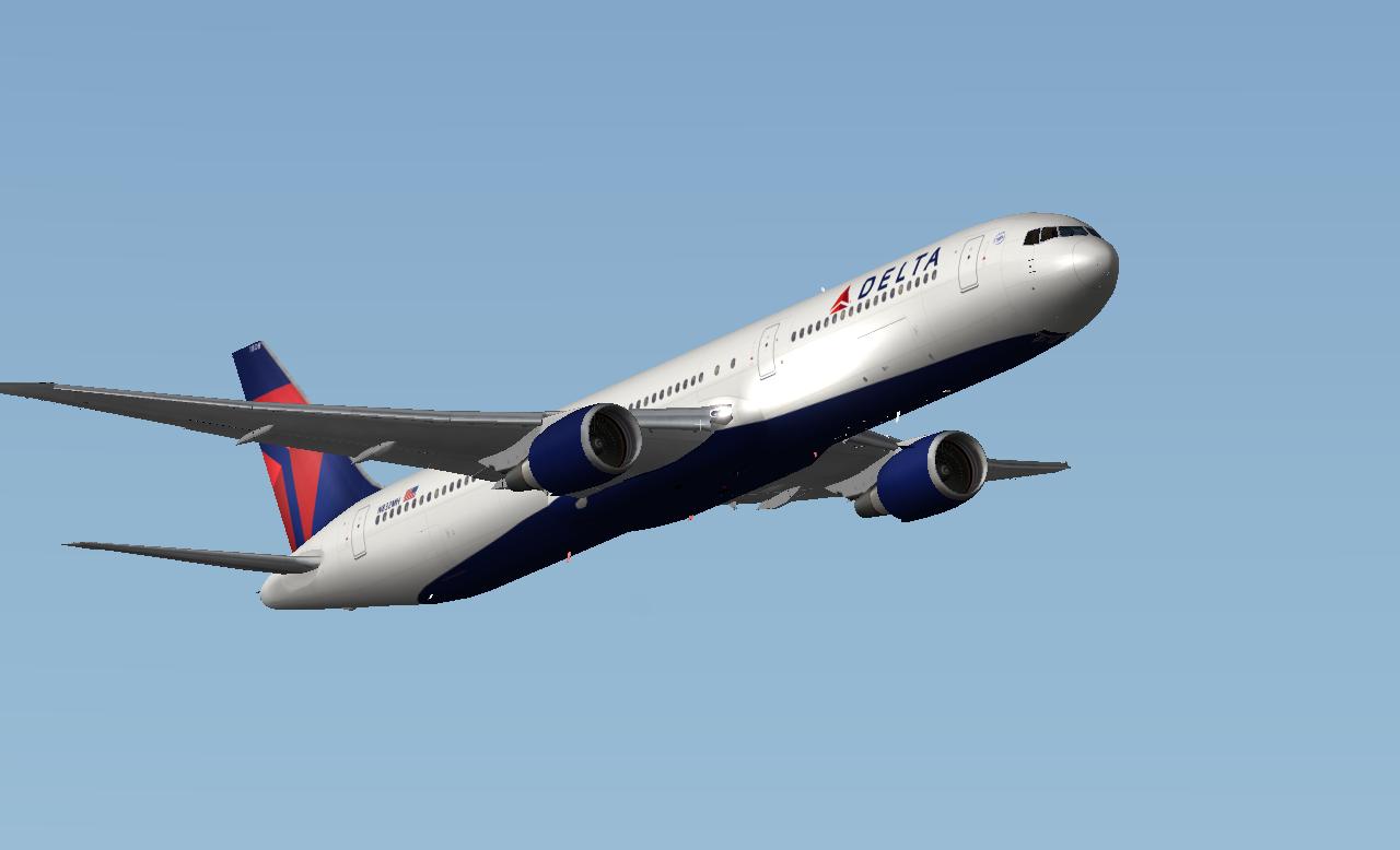 Boeing 767-400ER - Heavy Metal - X-Pilot