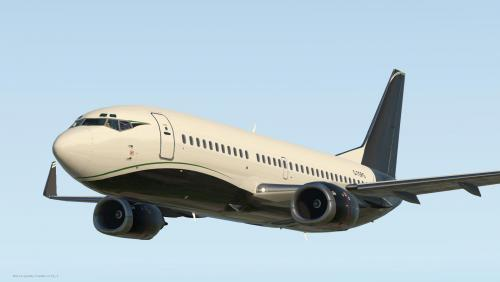 IXEG 737 Classic - X-Pilot