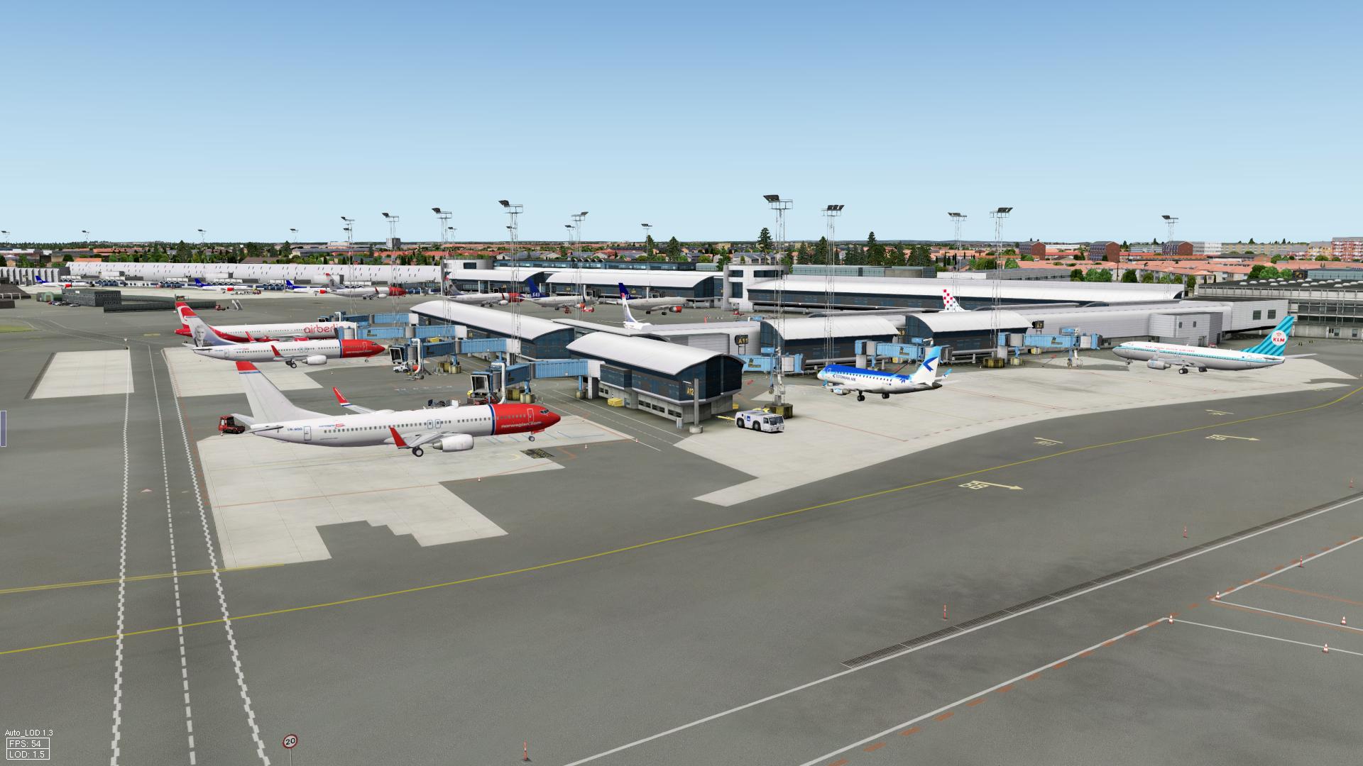 FlyTampa Copenhagen for XPlane - General Discussion - X-Pilot