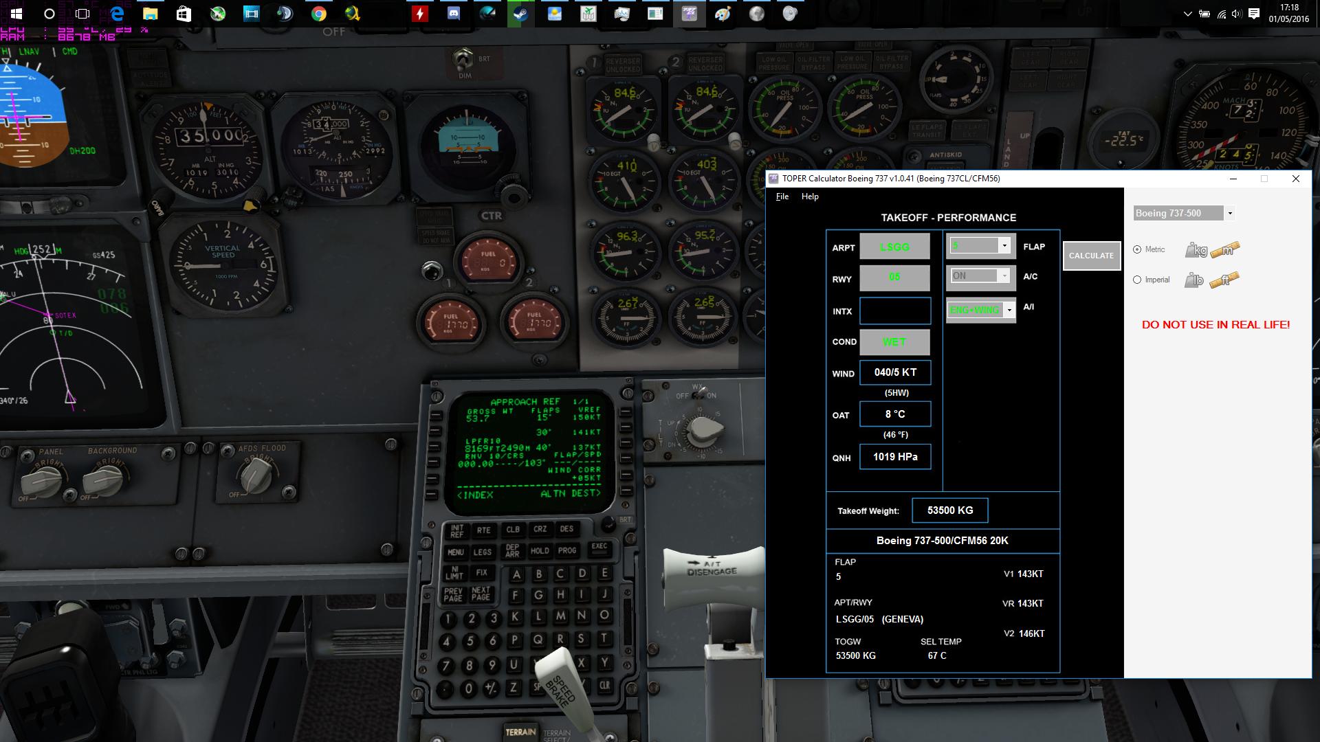 Derate calculating? - General Discussion - X-Pilot