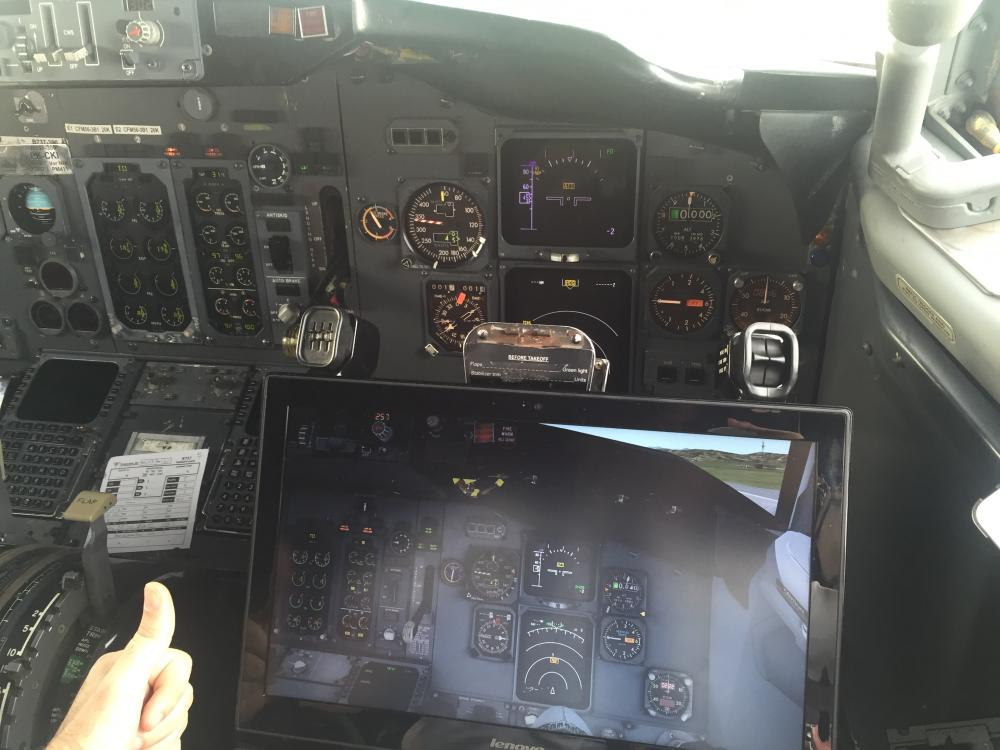Message from a real 737 pilot - General Discussion - X-Pilot