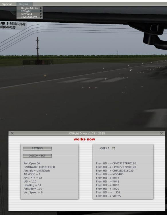CPFLIGHT MCP737EL - Hardware/Cockpit Dev - X-Pilot