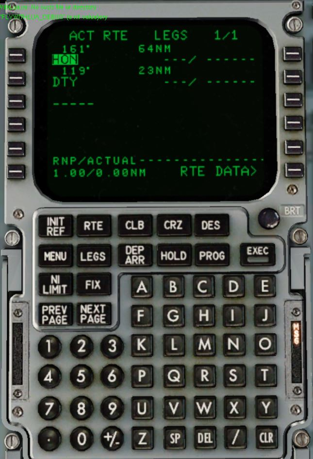 Exporting flight plans from efass - General Discussion - X-Pilot