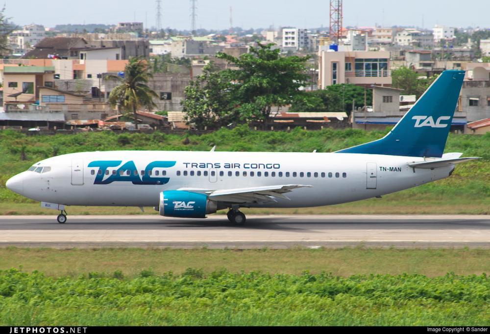 Boeing 737-3Q3 Cotonou-Cadjehoun - DBBB.jpg