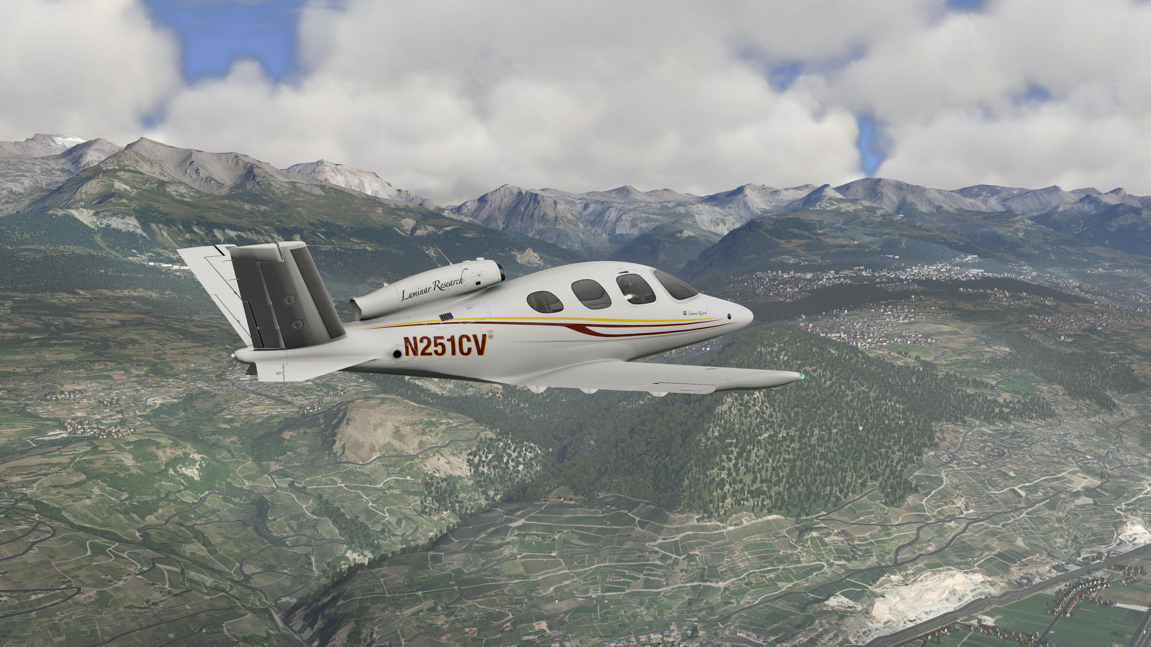 X-Plane 11 beta 1 few shots - Screenshots - X-Pilot