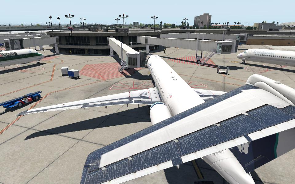 San Diego International (KSAN) - Icarus Simulations