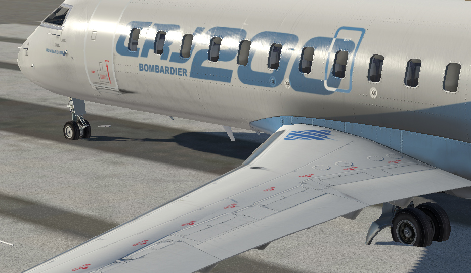 SOLVED] Wheels partially bellow ground in X-Plane 11