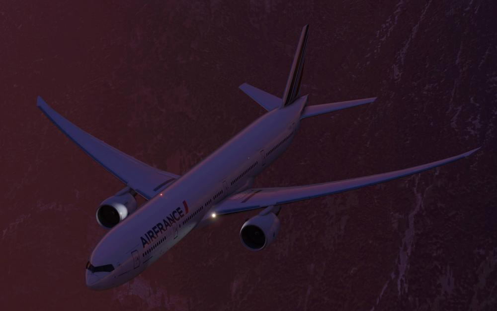 Project: Boeing 777 Series - Page 2 - Aircraft Development