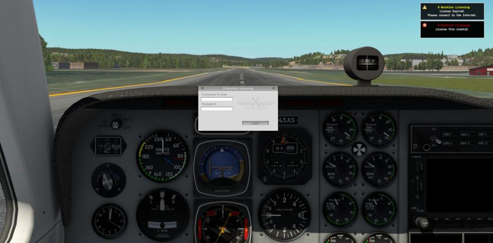 Merged] XP11 10 BETA ISSUES - Bug Reports - X-Pilot