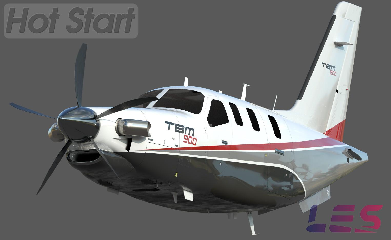 xplane] HotStart Socata TBM900 Announced - ON APPROACH - Topics