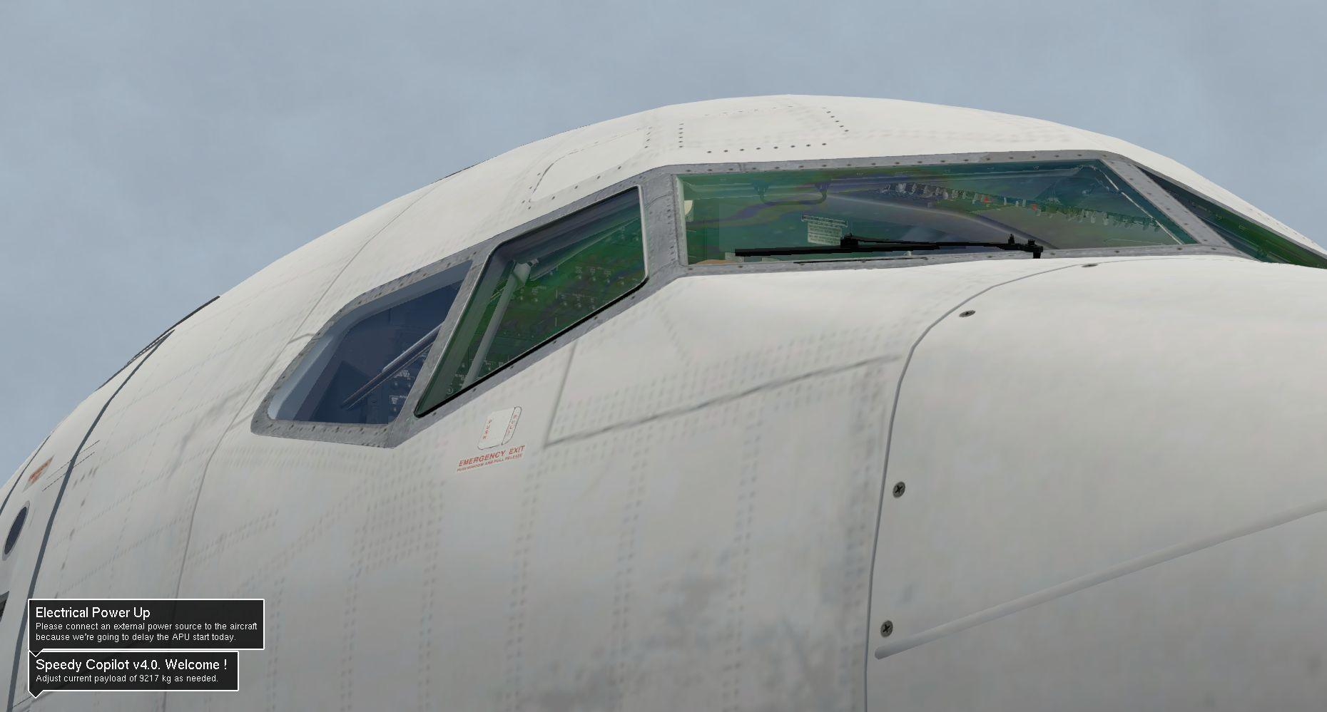Speedy Copilot for IXEG 737 Classic - Plugins and Utilities