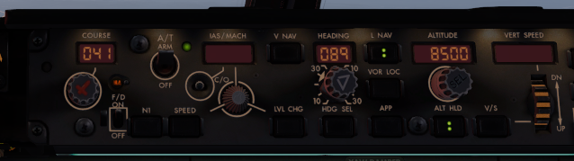 737 is autopilot unusable after update - 737-300 Aircraft